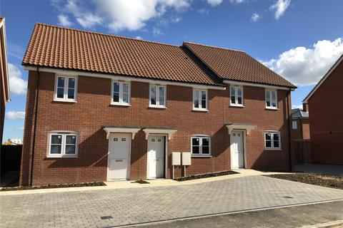 2 bedroom terraced house for sale - Plot 165 St George's Park, George Lane, Loddon, Norwich, NR14