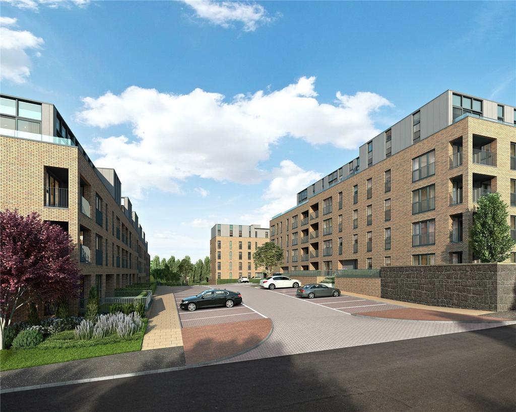 1 Bedroom Flat for sale in 21 Mansionhouse Road, Langside, Glasgow, G41