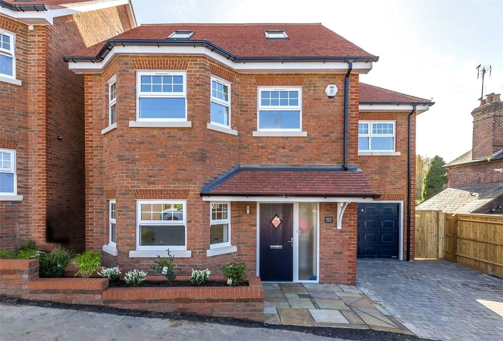 4 Bedrooms Detached House for sale in Southview Road, Harpenden, Hertfordshire