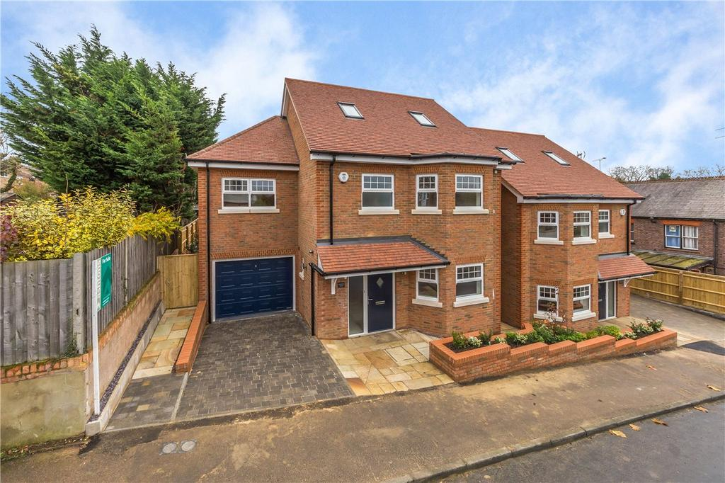 3 Bedrooms Detached House for sale in Southview Road, Harpenden, Hertfordshire