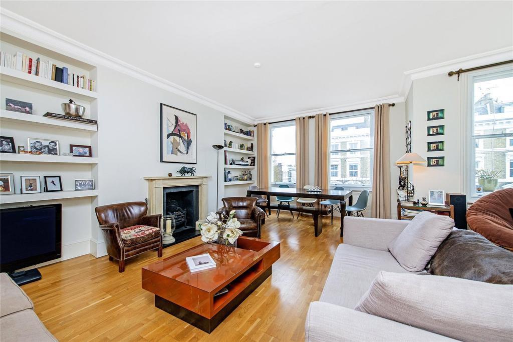 4 Bedrooms Maisonette Flat for sale in Redcliffe Gardens, London, SW10