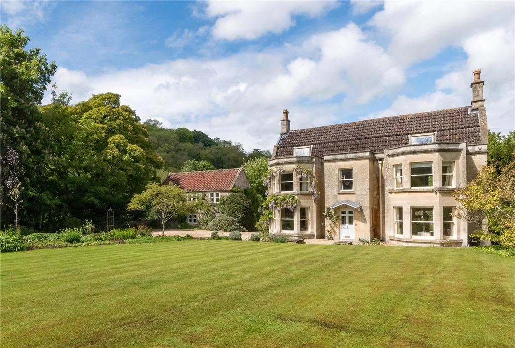 7 Bedrooms Detached House for sale in Winsley Hill, Limpley Stoke, Bath, BA2