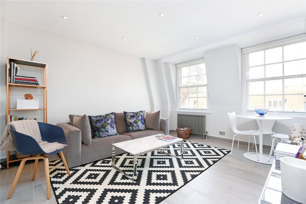 1 Bedroom Flat for sale in Goodwood Court, 54-57 Devonshire Street, Marylebone, London, W1W