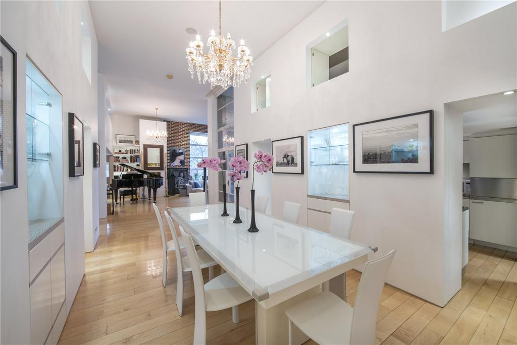 3 Bedrooms House for sale in Hall Road, St Johns Wood, London, NW8