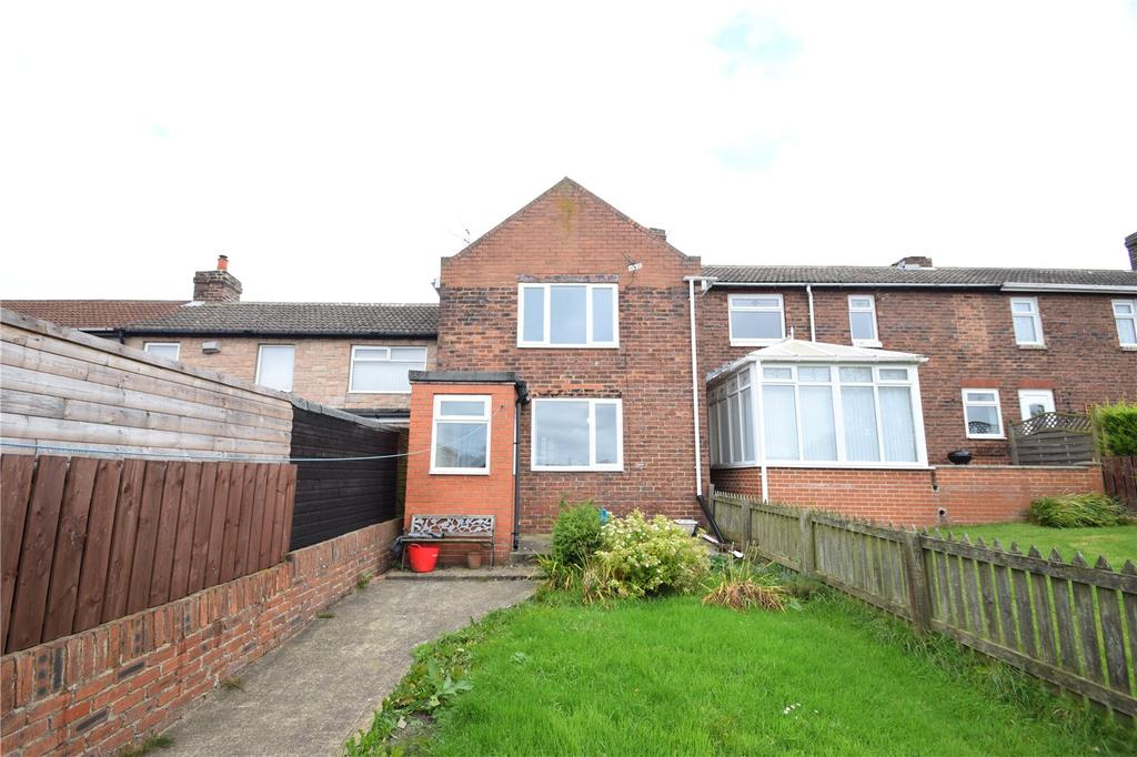 2 Bedrooms Terraced House for sale in Barwick Street, Murton, Seaham, Co. Durham, SR7