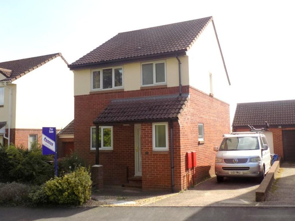 3 Bedrooms Detached House for sale in Sherwood Drive, Exmouth