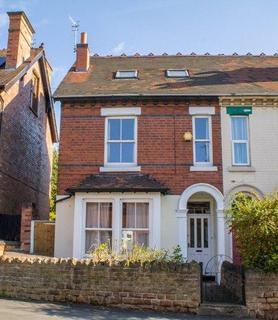 4 bedroom semi-detached house for sale - Victoria Road, Sherwood, Nottingham, NG5 2ND