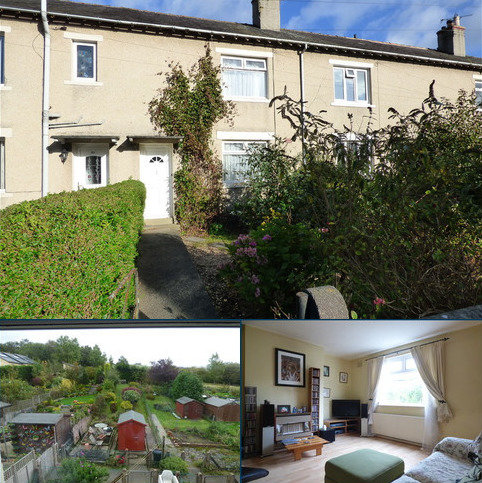 2 bedroom terraced house for sale - 60 Station Road, Hellifield