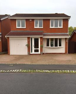 4 bedroom detached house for sale - Oldberrow Close, Shirley