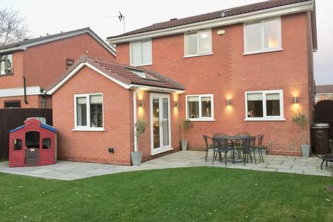 4 bedroom detached house for sale - Oldberrow Close, Monkspath