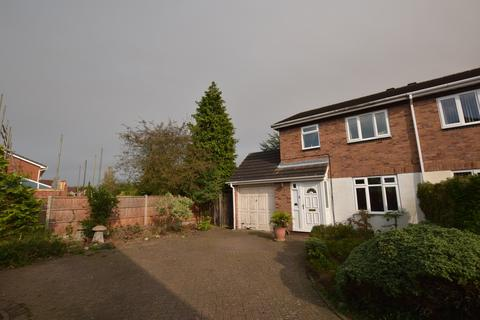 3 bedroom semi-detached house for sale - Deanbrook Close, Shirley