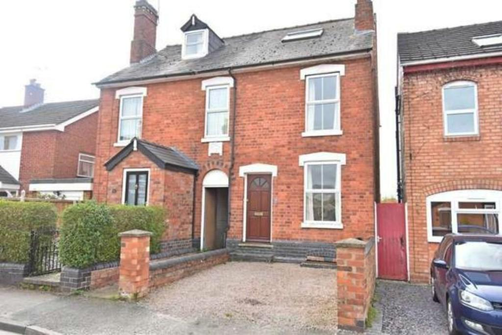 4 Bedrooms Semi Detached House for sale in Mcintyre Road, ST JOHNS
