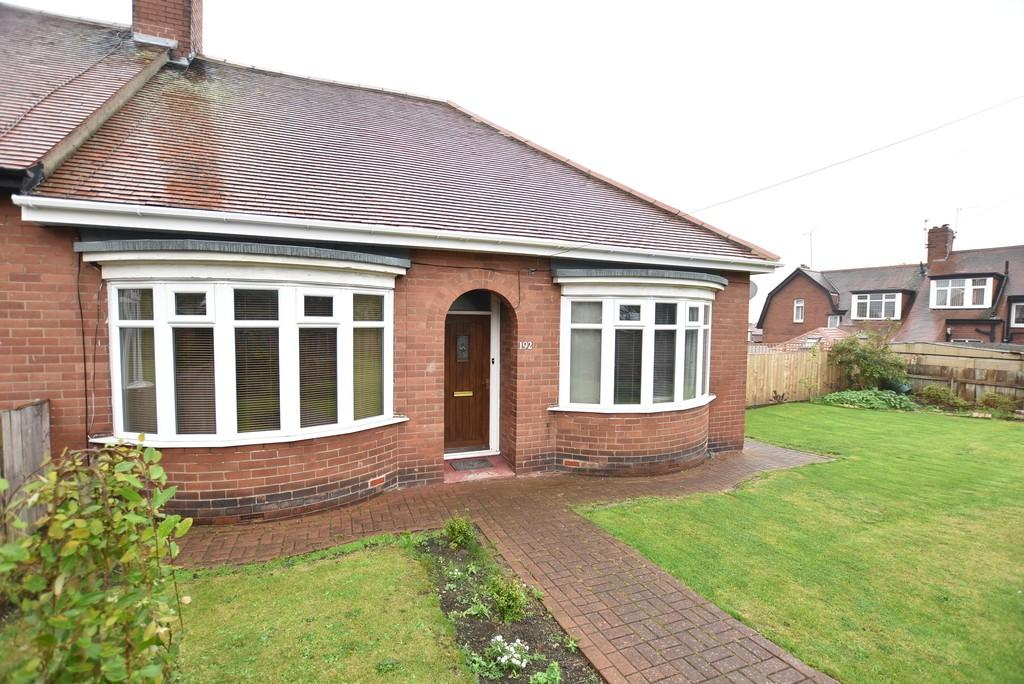 2 Bedrooms Semi Detached Bungalow for sale in Newcastle Road, Sunderland
