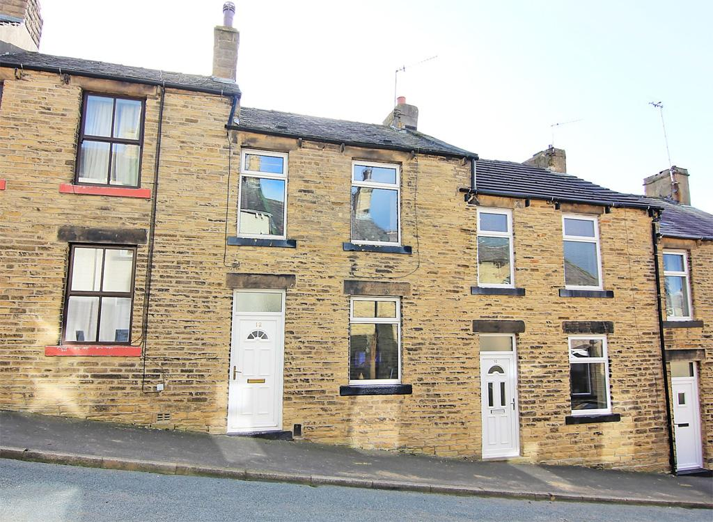 3 Bedrooms Terraced House for sale in 12 Dawson Street, Skipton,
