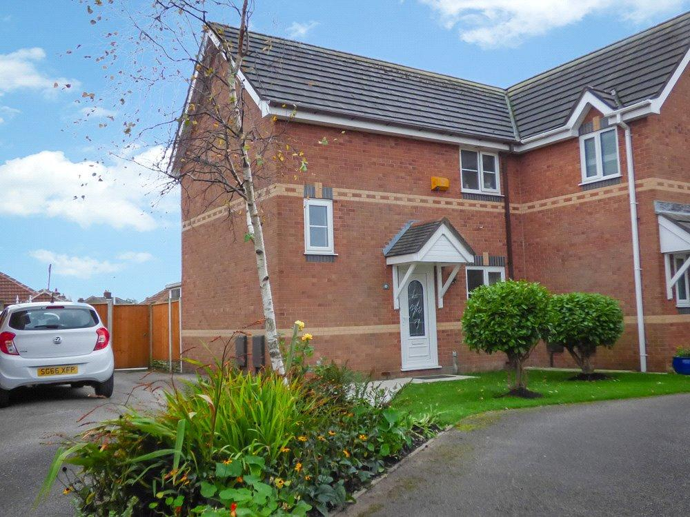 2 Bedrooms Semi Detached House for sale in Elkfield Drive, Blackpool, Lancashire