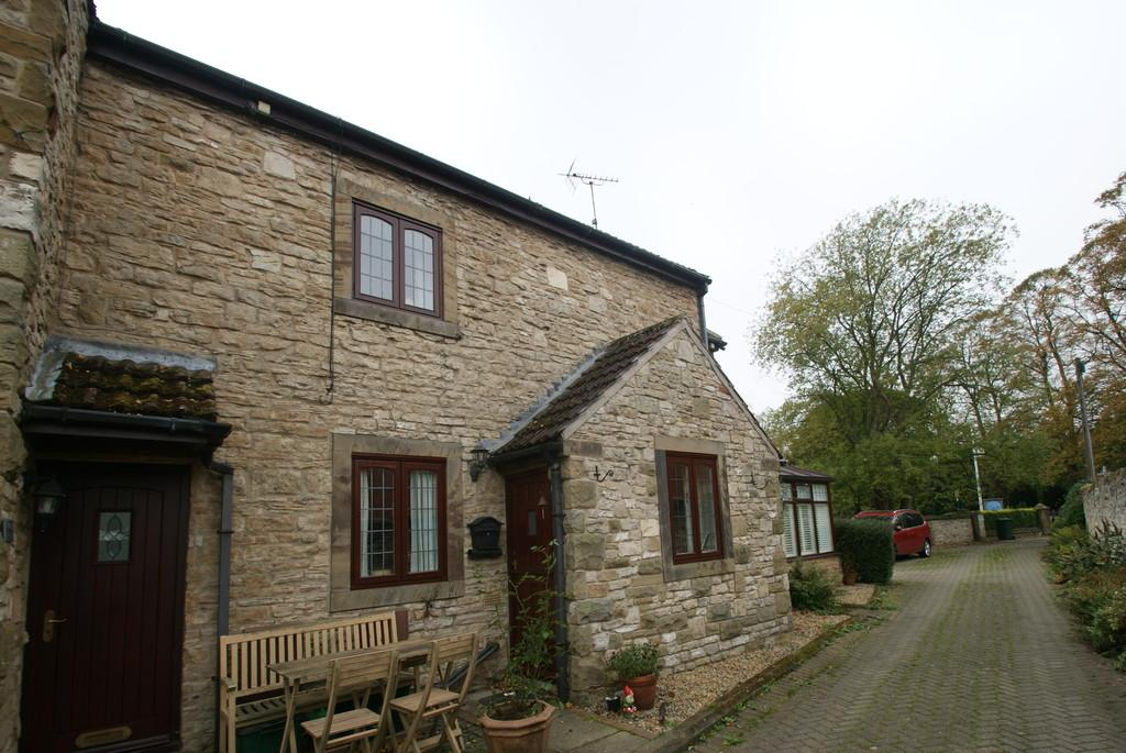 2 Bedrooms Cottage House for sale in St Marys Gate, Tickhill