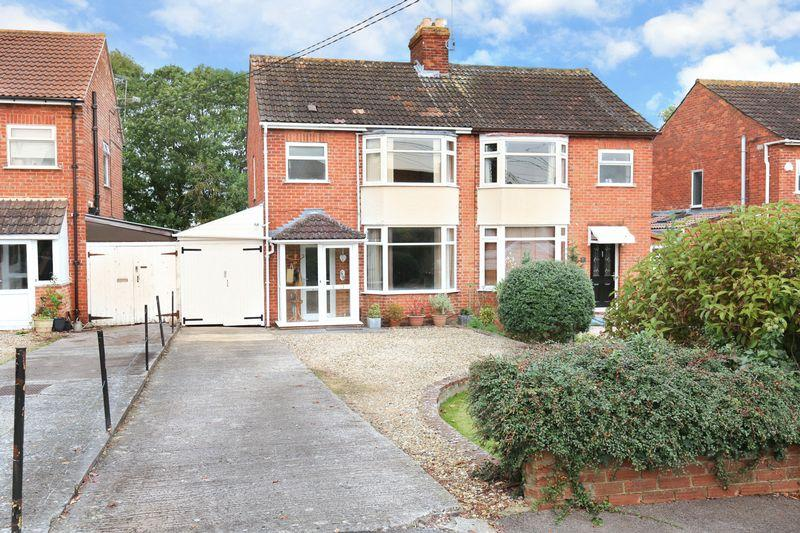 3 Bedrooms Semi Detached House for sale in The Down, Trowbridge