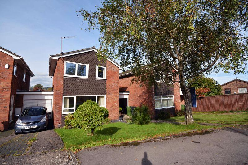 3 Bedrooms Link Detached House for sale in Azalea Close, Cyncoed, Cardiff
