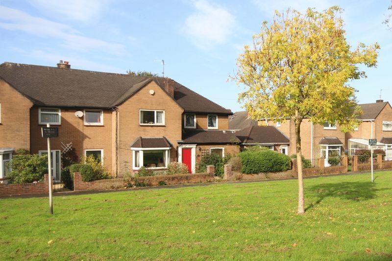 4 Bedrooms Semi Detached House for sale in Mount Pleasant Avenue, Llanrumney