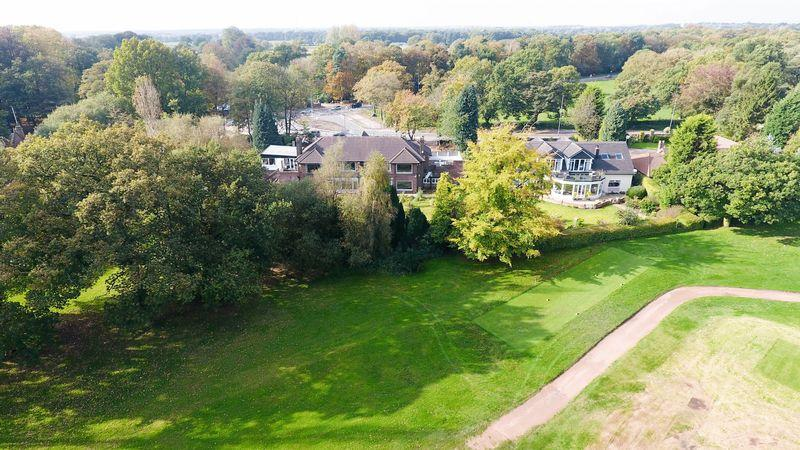 Land Commercial for sale in Two, fabulous Golf course building plots at the Mere golf resort