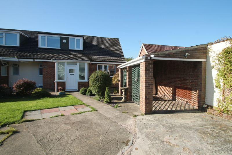 2 Bedrooms Semi Detached House for sale in Cross Street, Norton