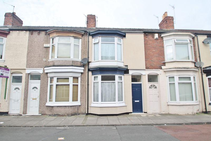3 Bedrooms Terraced House for sale in Kildare Street, Middlesbrough