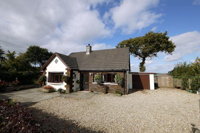 3 Bedrooms Detached Bungalow for sale in Bradford, Holsworthy