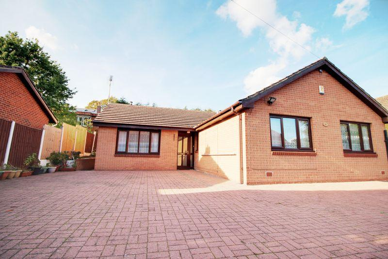 3 Bedrooms Bungalow for sale in First Avenue, Sherwood Rise, Nottingham