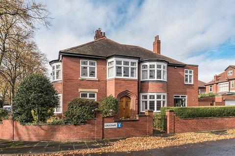 4 bedroom semi-detached house for sale - Crossway, Jesmond, Newcastle upon Tyne