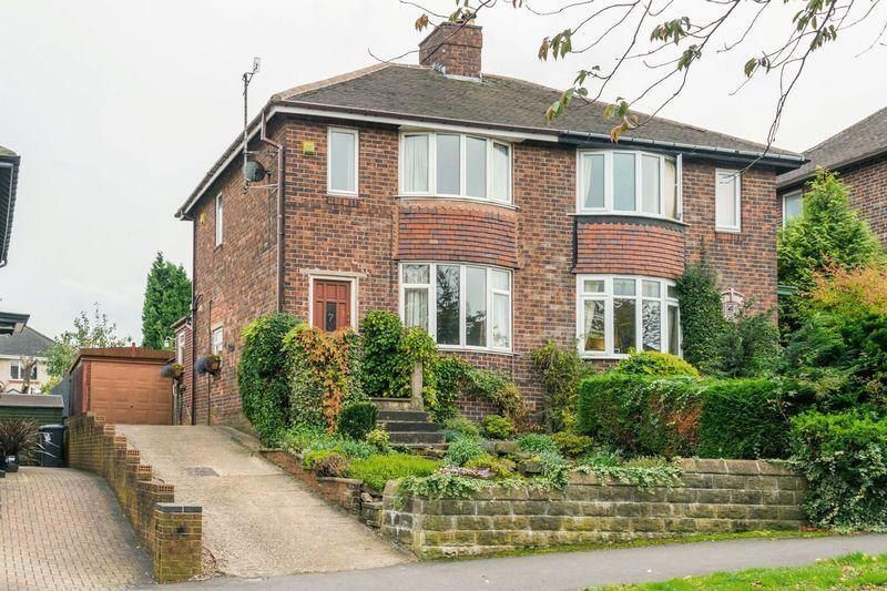 3 Bedrooms Semi Detached House for sale in Goodison Rise, Stannington, S6 5HW - Close To Local Amenities