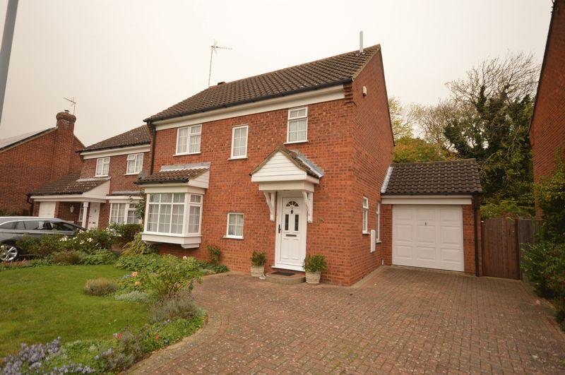3 Bedrooms Detached House for sale in Milverton Green, Luton