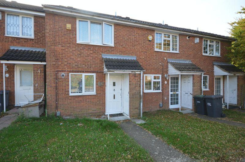 2 Bedrooms Terraced House for sale in Brussels Way, Luton