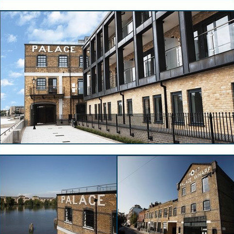1 bedroom flat to rent - Palace Wharf Apartments, Rainville Road, Fulham, London, W6 9HS