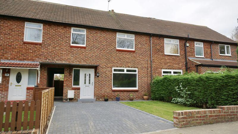 3 Bedrooms Terraced House for sale in WHITBY CRESCENT, Benton