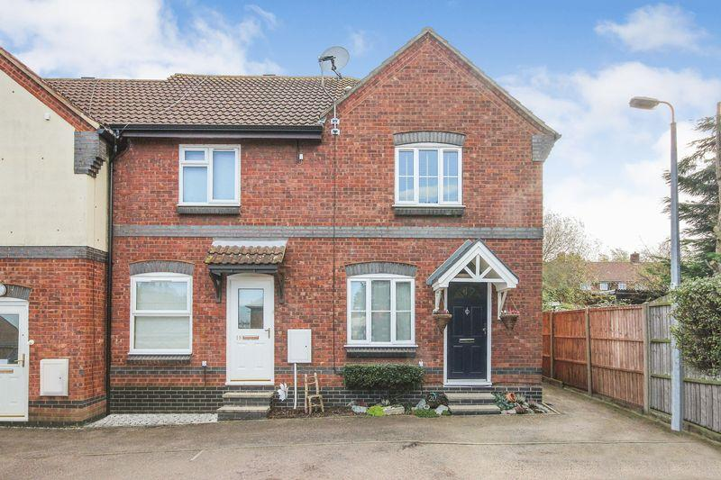 2 Bedrooms End Of Terrace House for sale in The Meadows, Stewartby