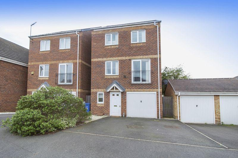 4 Bedrooms Detached House for sale in HOBSON DRIVE, SPONDON