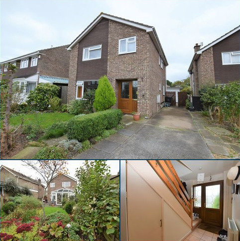 4 bedroom detached house for sale - Popular residential area off Yeolands Drive in Clevedon