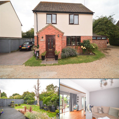 3 bedroom detached house for sale - Munnings Way, Lawford, Manningtree