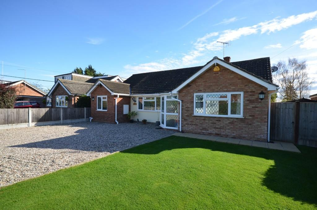 4 Bedrooms Detached Bungalow for sale in Beckingham Street, Tolleshunt Major
