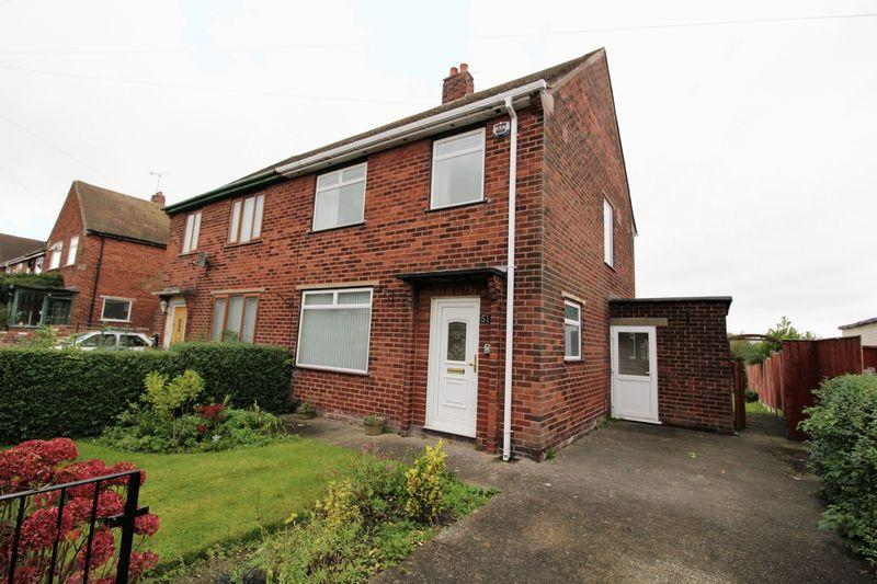 3 Bedrooms Semi Detached House for sale in Somerset Road, Pensby
