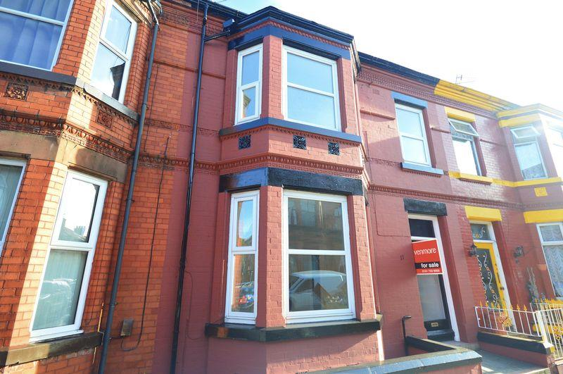4 Bedrooms Terraced House for sale in Ampthill Road, Aigburth