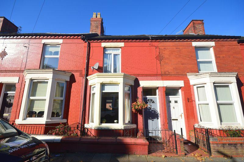2 Bedrooms Terraced House for sale in Gladeville Road, Aigburth