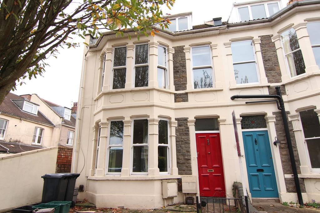 5 Bedrooms End Of Terrace House for sale in Devonshire Road, Westbury Park, Bristol, BS6