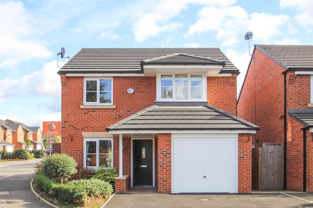 3 Bedrooms Detached House for sale in Chesterfield Close, Eccles, Manchester, M30