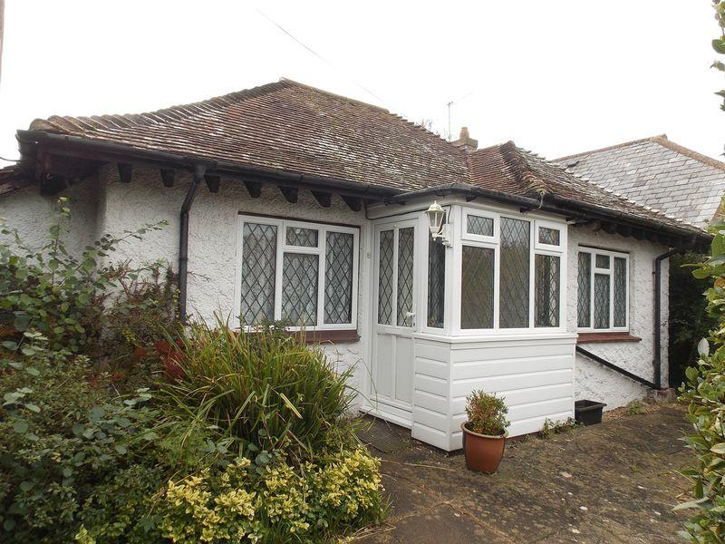 2 Bedrooms Detached Bungalow for sale in Steyning