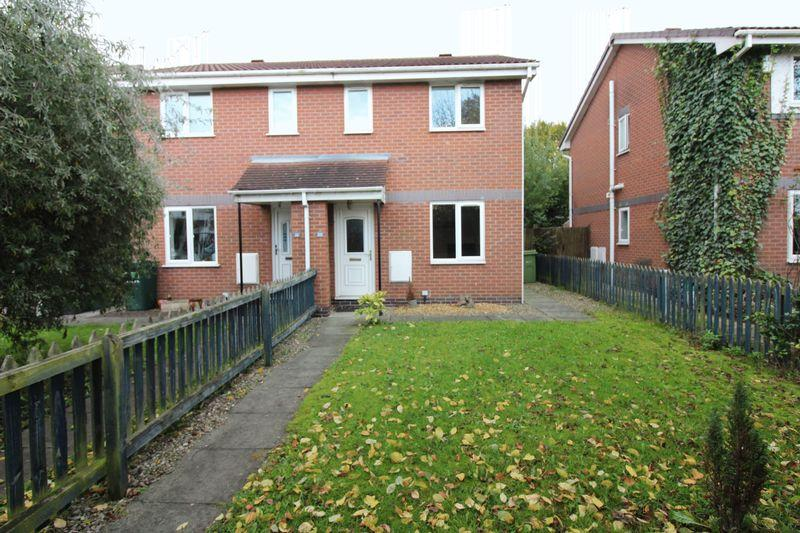2 Bedrooms Semi Detached House for sale in Avonlea Close, Chester