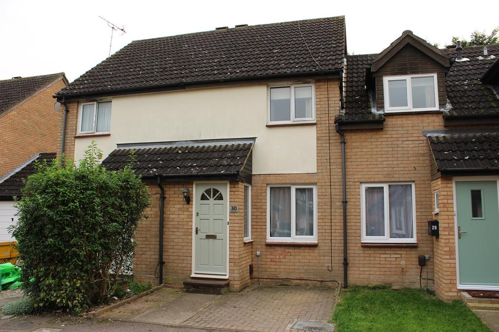 2 Bedrooms Terraced House for sale in Lamb Meadow, Arlesey, SG15