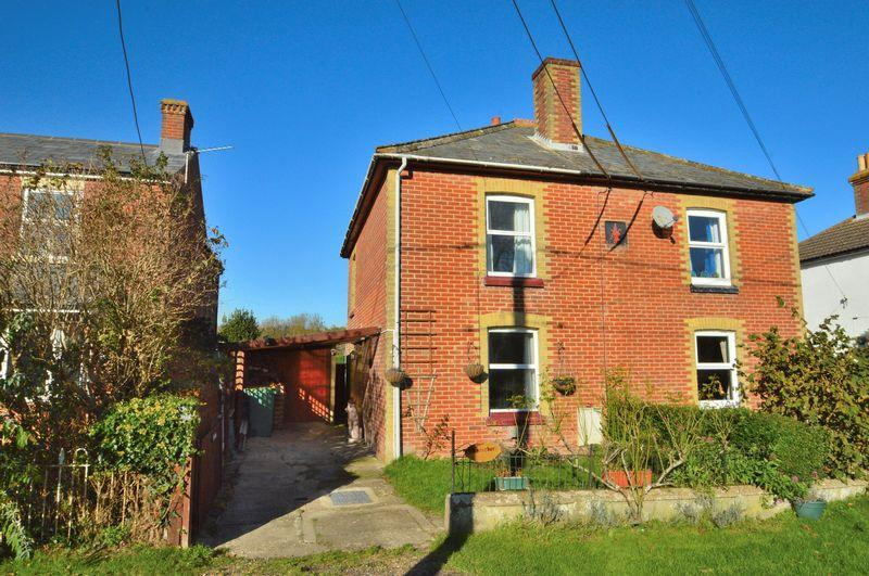 2 Bedrooms Semi Detached House for sale in Norton Green