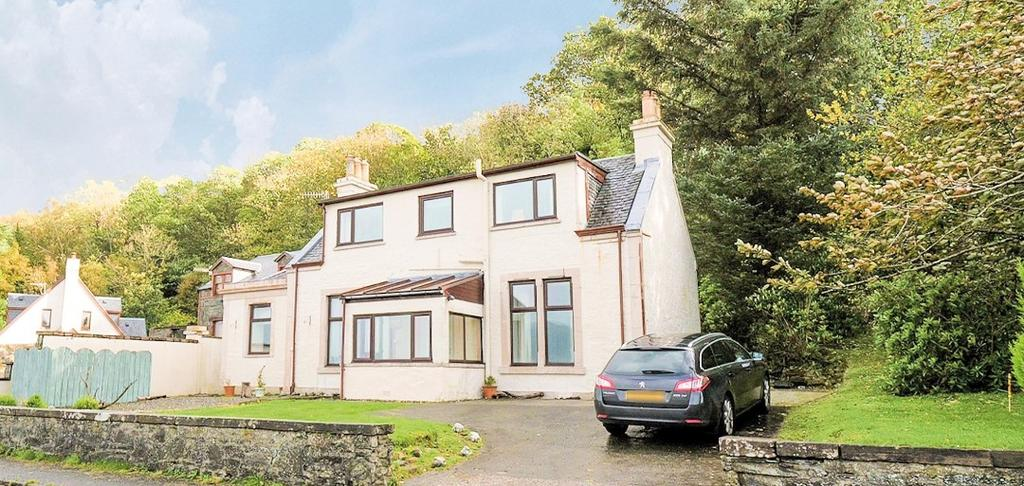 3 Bedrooms Detached House for sale in Shore Road, Cove, Argyll Bute, G84 0NY