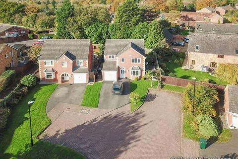 4 bedroom detached house for sale - Lilacvale Way, Cannon Hill, Coventry